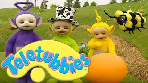 Teletubbies- Naughty Bee (Season 3, Episode 57)