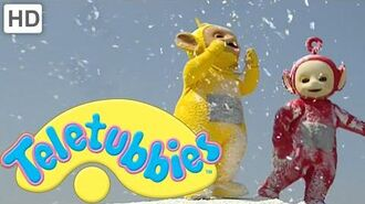 Teletubbies- Snowy Story - HD Video