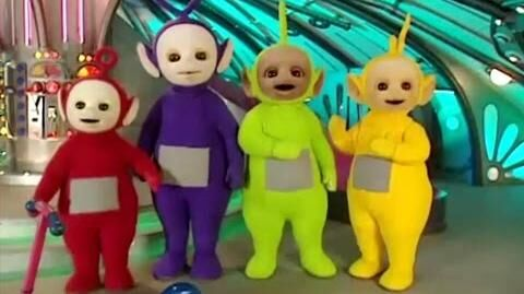 Teletubbies - Numbers - 5 (Version 1)