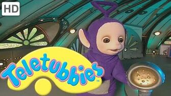 Teletubbies Spider - HD Video