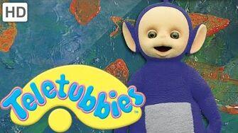 Teletubbies Silvie's Fish Pond - HD Video