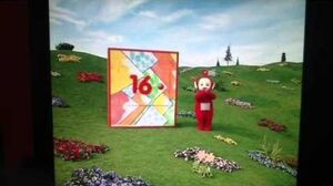 Teletubbies Advent Calendar No 16