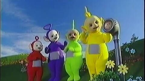 Teletubbies - Nursery Rhymes
