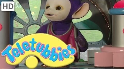 Teletubbies Cafe Chocolate (Season 1, Episode 26 HD)