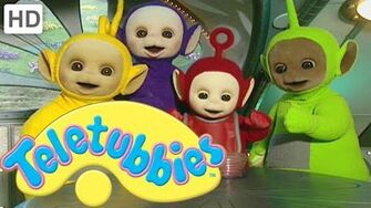 Teletubbies Afro-Caribbean Vegetables - HD Video