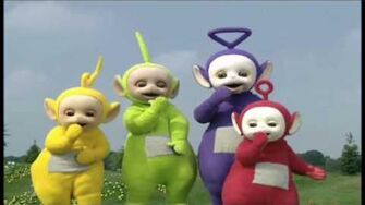 Teletubbies Urban Walk (US Version) Part 1