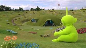 The Teletubbies - Dipsy Watching