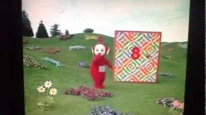 Teletubbies Advent Calendar No 8