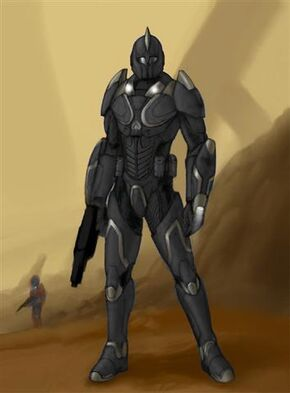 Union-type Battle Armor