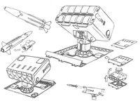 X-6 missilelauncher