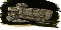 Mor'hara-class Bulk Cruiser