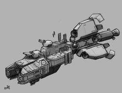 Mining Cruiser