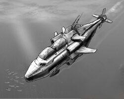 Tranquil-class Mini-Sub