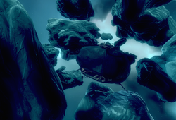Gehenna Asteroid Mine