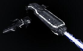 Orbital Defense Station MAC