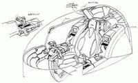 Ivory Dagger Cockpit