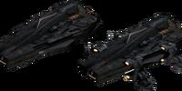 Blistmok-class stealth bomber