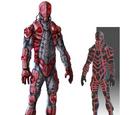 XX-8 Oni Exoskeleton