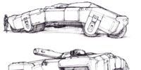 Predator Droid Tank