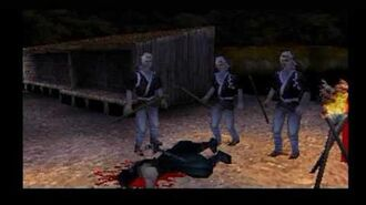 Game Over- Tenchu 2 - Birth of the Stealth Assassins (Tatsumaru Death Animations)
