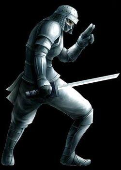 Rikimaru armour