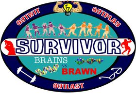 Survivor Brains vs Brawn