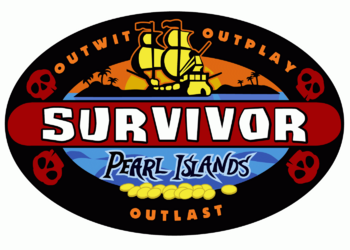 Survivor pearl islands logo