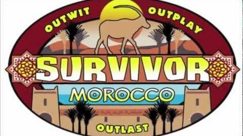 Survivor Morocco Promo