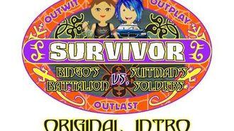 Survivor Bingo's Battalion vs. Suitman's Soldiers (Original Intro)