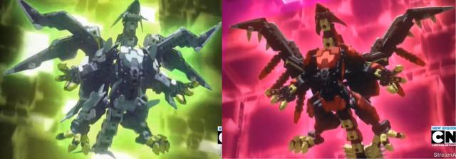 File:Tenkai Dragon (Both Forms).png