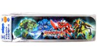 Tenkai Knights Square Can Cases