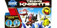 Tenkai Action Pack: Tributon/Vilius/Senjo