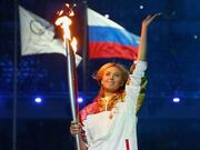 Maria Sharpova 2014 Sochi