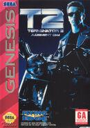 Terminator 2 Genesis front