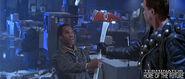 Terminator gives Dyson the axe.