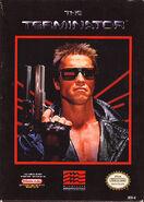 The Terminator NES front