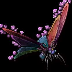 Mothbot Queen