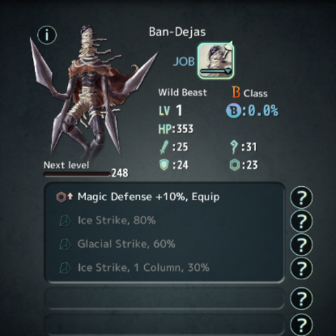 Ban-Dejas in an old release of the game (Source: <a rel=