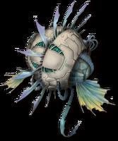 Oxsecian Bladebot