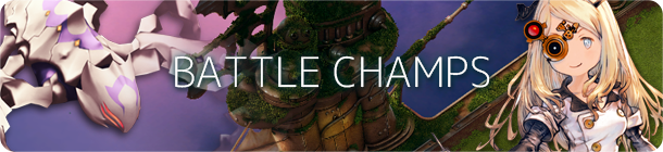 Battle Champs - The Creature From the Void