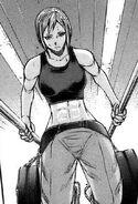 Michelle k davis muscles