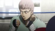 Keiji sparing