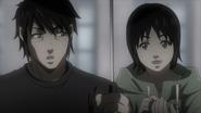 Sakurato with Akari