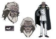 Alexander Newton OVA Design