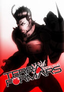 Terra Formars TV Anime Visual 1