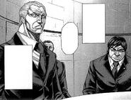 Goodman next to Ichiro