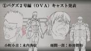 Shokichi and Ichiro OVA design