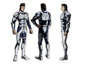 Shokichi Komachi OVA design 01