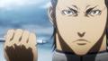 Shokichi preparing to inject himself.png