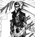 Akari kicking Shokichi.png